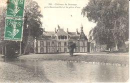 (78) Yvelines - Château De Sauvage - France