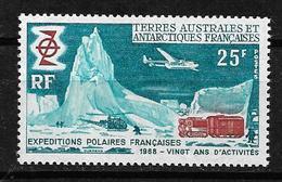 #298# TAAF YVERT 31 MNH**. - Unused Stamps