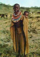 FEMME MASAI... - Kenya
