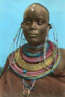 FEMME  MASAI...EDIT EAST AFRICA  NO.1302 - Kenya