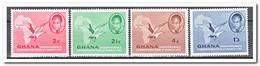 Ghana 1957, Postfris MNH, Independence, Birds - Ghana (1957-...)