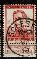 118  Obl  Sclessin + 4 - 1912 Pellens