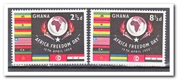 Ghana 1959, Postfris MNH, Day Of African Freedom - Ghana (1957-...)