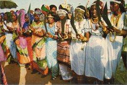 Danse Locale  Edit Bourlon  1000-41 - Djibouti