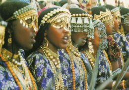 Danse Des Poignards...edit Iris  8815 - Djibouti