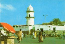 La Grande Mosquee....edit Bourlon  1000-02 - Djibouti