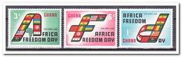 Ghana 1960, Postfris MNH, Day Of African Freedom - Ghana (1957-...)