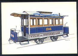 Z03 - Belgium Brussels - Tram 1872 - Unused - Strassenbahnen
