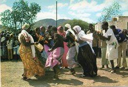 Danse Locale...edit Bourlon  1000-40 - Djibouti