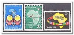 Ghana 1961, Postfris MNH, Day Of African Freedom - Ghana (1957-...)