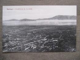Tarjeta Postal - Chile Chili - Santiago - Cordillera De La Costa - Hume Y Ca Ahumada 357 - Chile