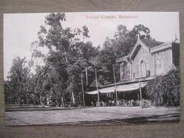 Tarjeta Postal - Chile Chili - Santiago - Parque Cousino Restaurant - Hume Y Ca Ahumada 357 - Chile
