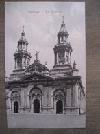 Tarjeta Postal - Chile Chili - Santiago - La Catedral - Hume Y Ca Ahumada 357 - Chili