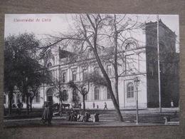 Tarjeta Postal - Chile Chili - Santiago - Universidad - Hume Y Ca Ahumada 357 - Chili