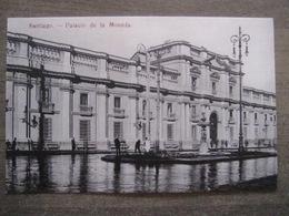 Tarjeta Postal - Chile Chili - Santiago - Palacio De La Moneda - Hume Y Ca Ahumada 357 - Chili