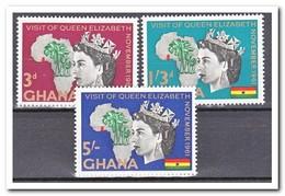 Ghana 1961, Postfris MNH, Visit Of Queen Elisabeth II - Ghana (1957-...)