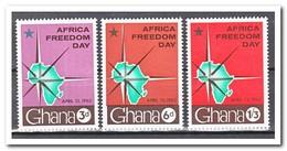 Ghana 1962, Postfris MNH, Day Of African Freedom - Ghana (1957-...)