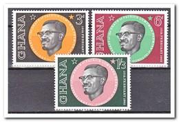 Ghana 1962, Postfris MNH, Death Of Patrice Lumumba - Ghana (1957-...)