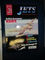 Revue Aviation  - JETS N 20 - British Aérospace HAWK - Odax - Naval Air Training Command - Hunter Au Chili - Aviación