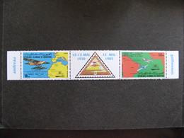 Mauritanie: TB Bande PA N° 235A , Neuve XX. - Mauritania (1960-...)