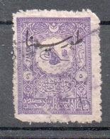 TURCHIA  1901 /.... 5  Pa - 1858-1921 Ottoman Empire