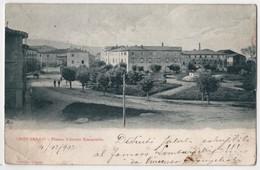 ITALIA ORBETELLO Piazza Vittorio Zmanuele - Grosseto