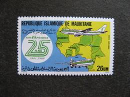 Mauritanie: TB PA N° 246 , Neuf XX. - Mauritania (1960-...)