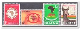 Ghana 1963, Postfris MNH, African Freedom Day - Ghana (1957-...)