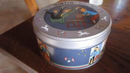 BOITE DE CHOCOLAT TINTIN ET TOURNESOL - Tintin