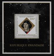 RWANDA  BF 32 * *  ( Cote 5e ) Copernic Kopernic - Astronomie
