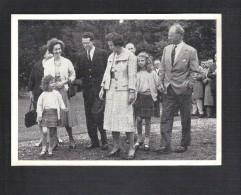 OFFICIELE VERLOVING Z.K.H. KONING BOUDEWIJN VAN BELGIE MET DONNA FABIOLA.-.CIERGNON 17/9/60 - FOTOKT (18cmx13cm )(7280) - Koninklijke Families