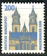 BRD - Mi 1665 - ** Postfrisch (D) - 200Pf     Sehenswürdigkeiten XIII - [7] West-Duitsland