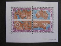 A). Mauritanie: TB BF N° 6 , Neuf XX. - Mauritania (1960-...)