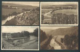 Lot De 4 Cartes Postales, Envoyées à Richard Heintz. Né à Herstal En 1871.   Palogne, Sy, Florenville, Lanklaer. - Herstal