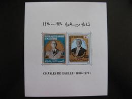 A). Mauritanie: TB BF N° 9 , Neuf XX. - Mauritania (1960-...)