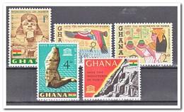 Ghana 1963, Postfris MNH, UNESCO - Ghana (1957-...)