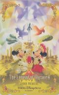 Télécarte NEUVE Japon / MF-1002825 - DISNEY SEA - THE LEGEND OF MYTHICA - Japan MINT Phonecard - Disney