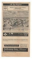 Fahrplan: IHR ZUG-BEGLEITER D 41 September 1963 - Europe