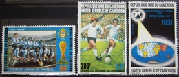 CAMEROUN                PA 287/289             NEUF** - Cameroun (1960-...)