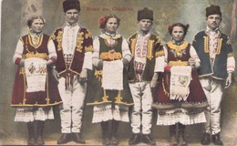 COSTUMES BULGARES - Bulgaria