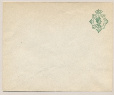 Nederlands Indië - 1920 - 20c Wilhelmina In Ovaal, Envelop G44 / H&G34 - Ongebruikt - Indes Néerlandaises
