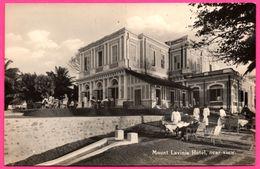 Mount Lavinia Hotel Near View - Restaurant - Terrasse - Animée - PLATE Ltd N° 11 - Sri Lanka (Ceylon)