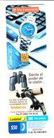 Mexico Phonecard LADATEL TELMEX Victorinox Swiss Presission Watches No Credit Used - Mexico