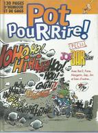 """SPECIAL JOE BAR TEAM"""" POT POURRIRE ! """" - FANE / MARGERIN / ZEP - E.O   AVRIL 1997  VENTS D'OUEST - Unclassified"""