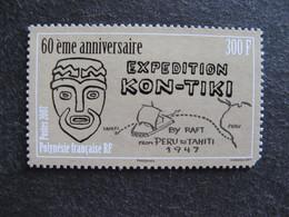 A). Polynésie:  N° 814 , Neuf XX. - Neufs