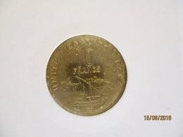 Djibouti 10 Francs Djibouti 1989 - Djibouti