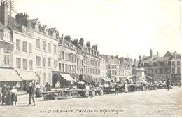 (59) Nord - Dunkerque - Place De La République - Dunkerque