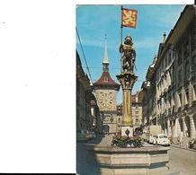 BERN La Tour De L'horloge Coccinelle  VOITURE VW - Voitures De Tourisme