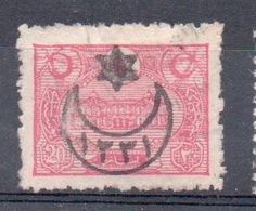TURCHIA  1915/..... 20 Pa - 1858-1921 Ottoman Empire