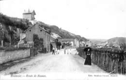 Hamoir - Route De Rennes (Edit. Brisbois-Lhoest, Animée) - Hamoir